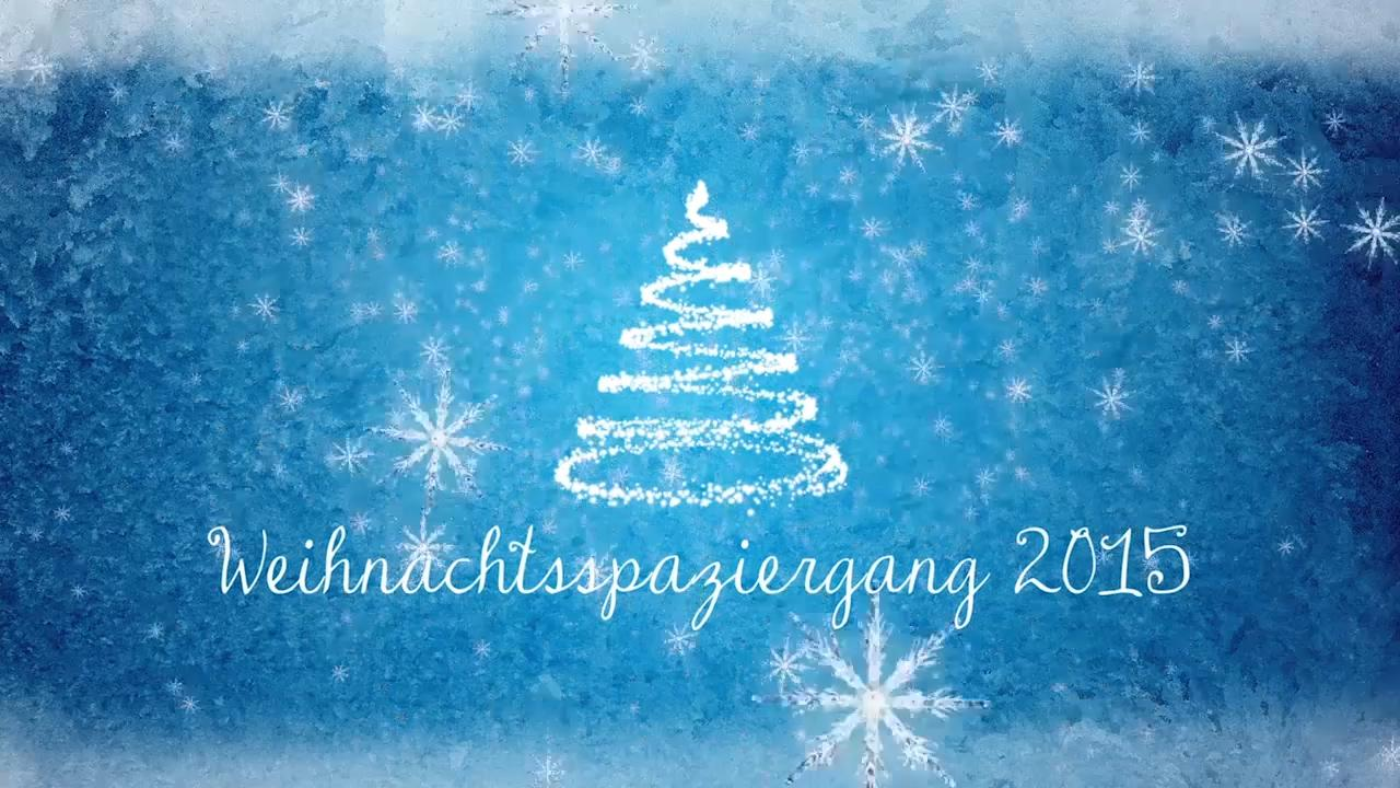 Weihnachtsspaziergang 2015 - Altstadtsalon